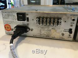 Urei La-4 Vintage Compresseur Racked Paire Limiteur / Argent Visage Imbattable Son