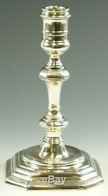 Vintage En Argent Sterling Paire De Deakin & Francis Double Arm Candelabra 9 1/2