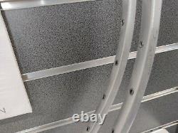 Vintage Fiamma Ergal Tubular Rims 36h X 28 700 Ex-affichage 1paire (2)