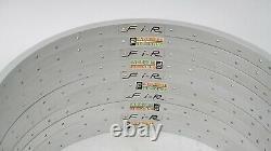 Vintage Fir Abx 31 Gl Jeu De Jantes De Vélo Clincher 36h Mtb Bmx Vélo Nos Paire X2 Rare
