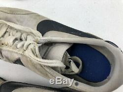 Vintage Nike Chaussures Waffle Formateurs Lot De 2 Années 80 Pairs Silver Black Aqua Comme IL Est