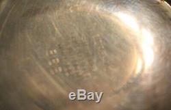 Vintage Paire En Argent Sterling Gorham Candelabra 3 Lumières Bougeoirs # 668