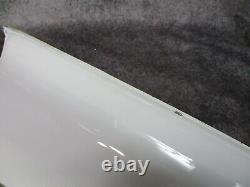 Vtg Paire De Machine Architectural Grand Âge Deco Chrome Sconces C1930 De Restaurer