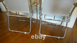Zip Dee Silver Gray Folding Lawn Chair Airstream USA Vintage Paire Of 2 Rv Camp Zip Dee Silver Gray Folding Lawn Chair Airstream USA Vintage Paire Of 2 Rv Camp Zip Dee Silver Gray Folding Lawn Chair Airstream USA Vintage Paire Of 2 Rv Camp Zip De
